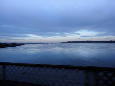 Going over the Tay